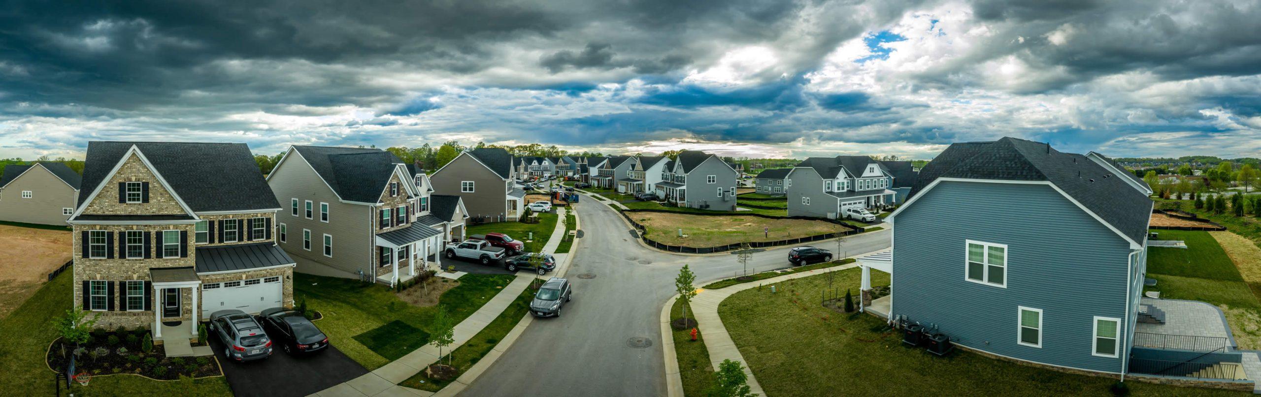 Roofing Installation in the Neighborhood